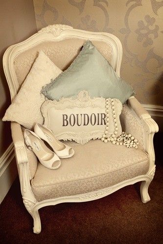 An Exercise in Boudoir
