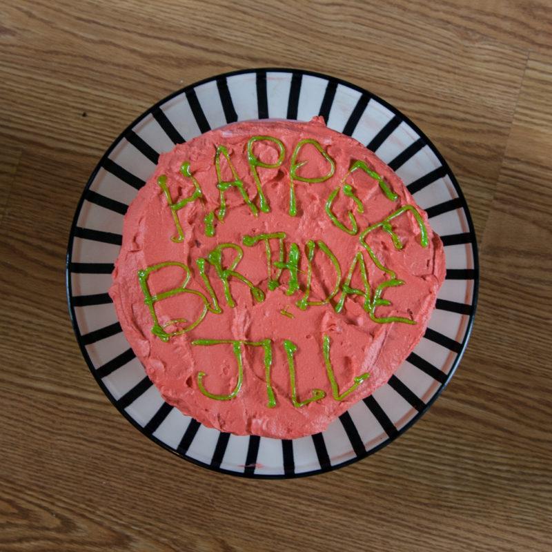 Cake photo detail