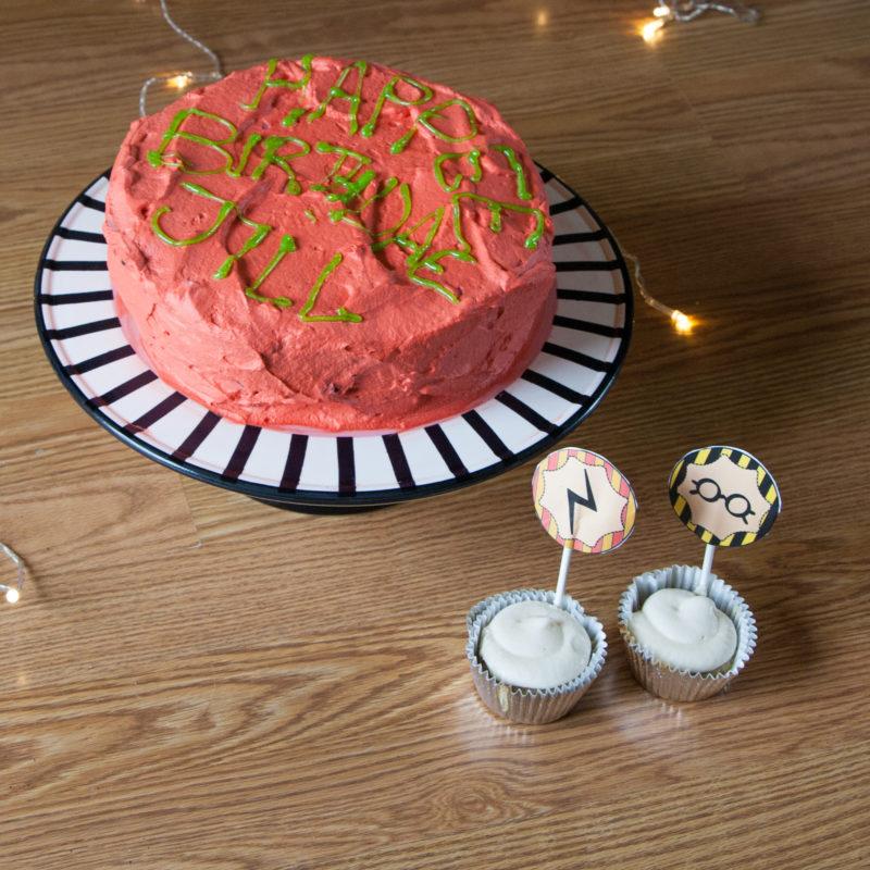 cake detail photo