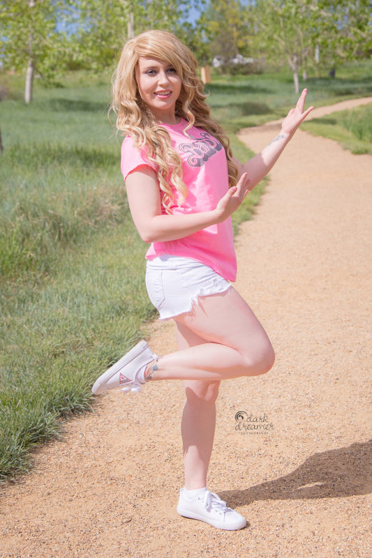 creative portrait photoshoot loveland colorado