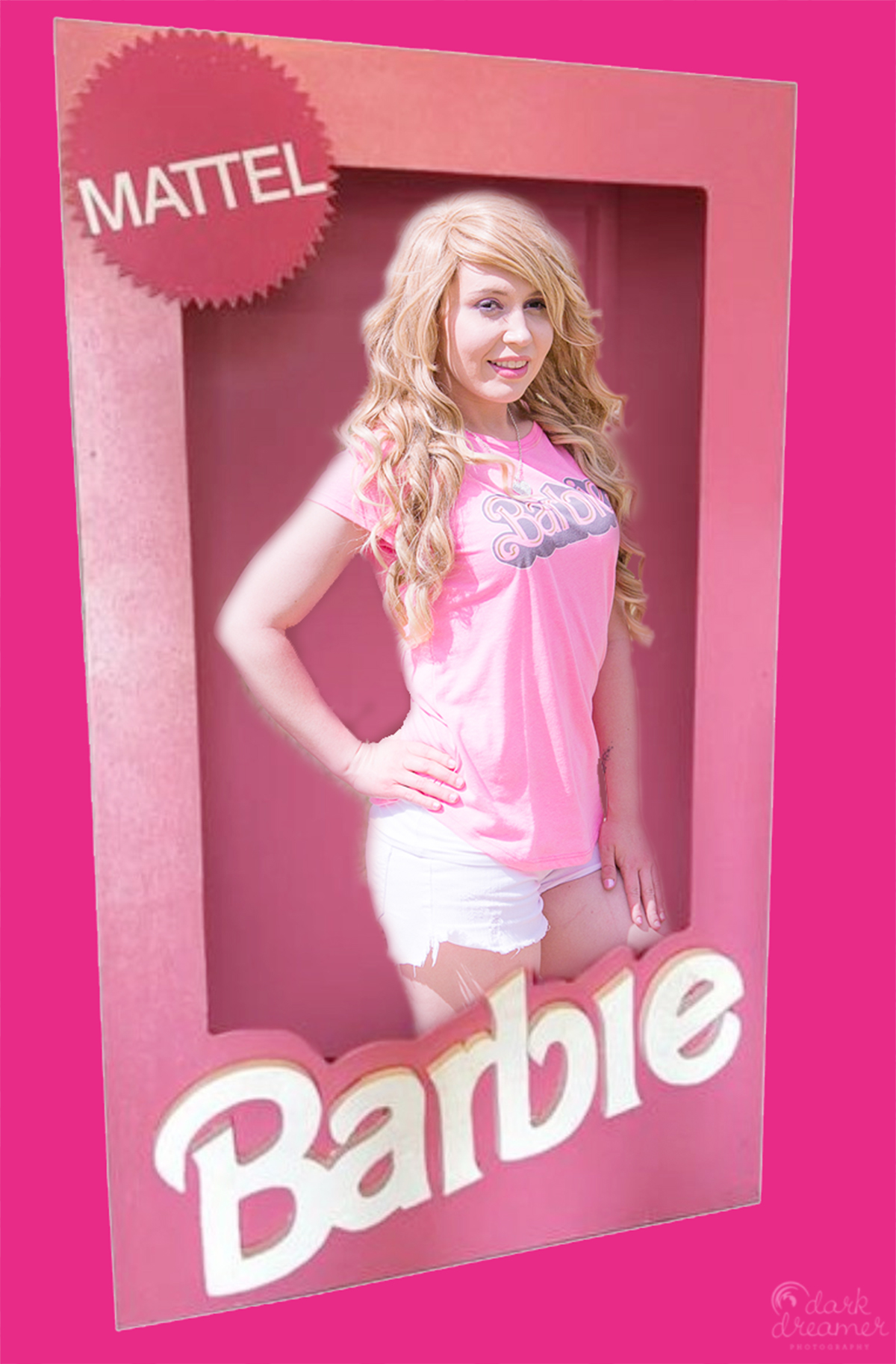 Barbie Girl Photoshoot
